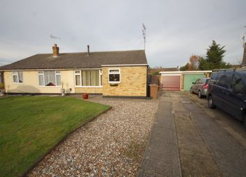 Thumbnail 2 bed semi-detached bungalow for sale in Heycroft Way, Great Baddow, Chelmsford