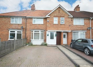 Thumbnail 2 bed terraced house for sale in Sandmere Road, Birmingham