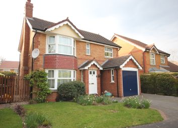 Thumbnail 4 bed detached house for sale in Hartwell Close, Hillfield, Solihull