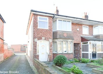 Thumbnail 3 bed end terrace house for sale in Melrose Avenue, Blackpool, Lancashire