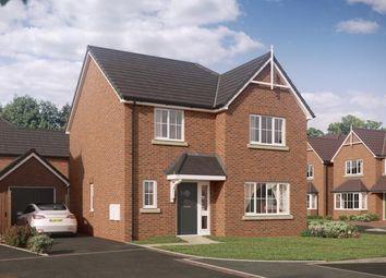 Thumbnail 4 bedroom detached house for sale in Oakridge Gardens, Oteley Road, Shrewsbury, Shropshire