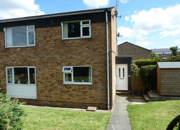 Thumbnail 2 bed flat to rent in Hornbeam Close, Chapeltown, Sheffield