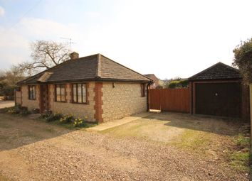 Thumbnail 2 bedroom detached bungalow for sale in Penstones Court, Marlborough Lane, Stanford In The Vale, Faringdon