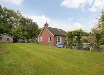 Thumbnail 4 bed detached bungalow for sale in Grovehurst Lane, Horsmonden, Tonbridge