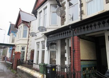Thumbnail 2 bedroom flat to rent in Whitchurch Road, Gabalfa, Cardiff