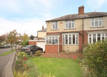 Thumbnail 3 bed semi-detached house for sale in Greystones Grange Road, Sheffield, South Yorkshire