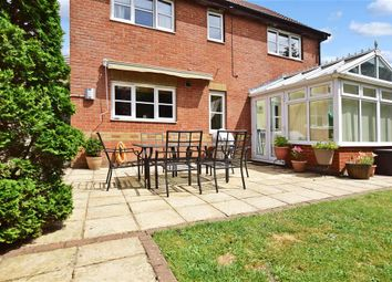 Thumbnail 4 bed detached house for sale in Chippendayle Drive, Harrietsham, Maidstone, Kent