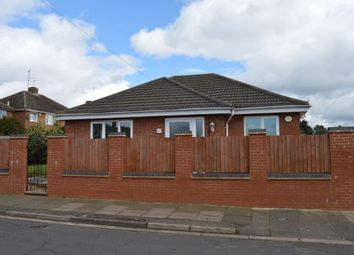 Thumbnail 2 bed detached bungalow to rent in Melrose Avenue, Duston, Northampton