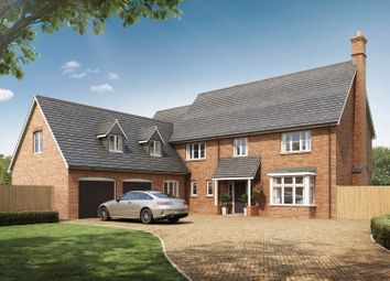 Thumbnail 5 bedroom detached house for sale in The Chatsworth, Sherington Grange, High Street, Sherington