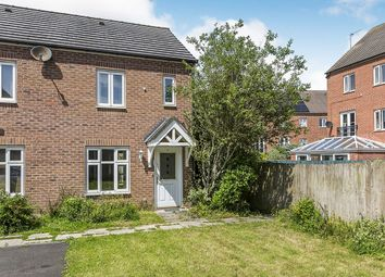 Thumbnail 2 bed semi-detached house for sale in Goldfinch Drive, Catterall, Preston