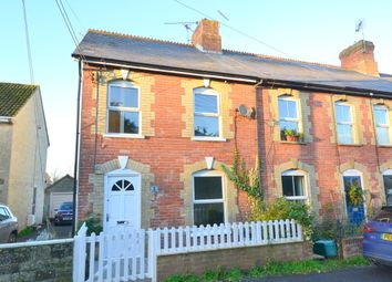 Thumbnail 3 bed end terrace house for sale in Misterton, Crewkerne, Somerset