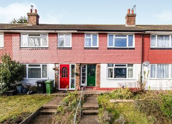 Thumbnail 3 bedroom terraced house to rent in Mounts Road, Greenhithe
