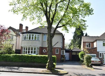 Thumbnail 4 bed detached house for sale in School Road, Hall Green, Birmingham