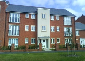 Thumbnail 2 bedroom flat to rent in Dunoon Drive, Monmore Grange, Wolverhampton