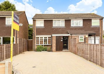 Thumbnail 3 bed semi-detached house to rent in City Road, Tilehurst, Reading