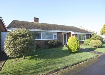 Thumbnail 2 bed detached bungalow for sale in Shelley Way, Milford On Sea