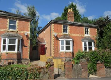 Thumbnail 2 bed semi-detached house to rent in 135 Newtown Road, Malvern, Worcestershire