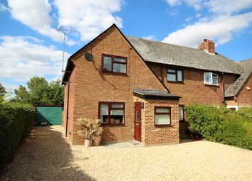 Thumbnail 4 bed semi-detached house for sale in Downfield Road, Waltham St Lawrence