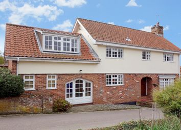 Thumbnail 3 bed detached house for sale in Sandy Lane, Holton, Halesworth