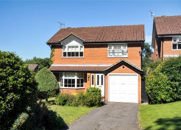 Thumbnail 4 bed detached house for sale in Magnolia Way, Wokingham, Berkshire