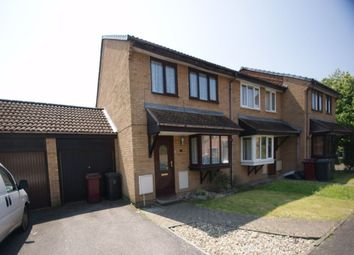 Thumbnail 3 bedroom end terrace house to rent in Ashby Court, Reading, Berkshire