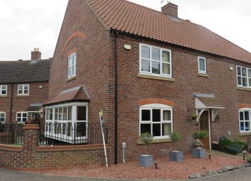 Thumbnail 3 bed semi-detached house for sale in All Saints Mews, Preston, Hull