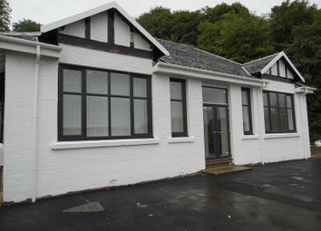 Thumbnail 2 bed flat for sale in Main Street, Twechar, Kilsyth