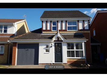 Richmond Close, Farnborough GU14. 3 bed detached house