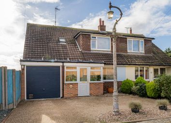 Ladysmith Grove, Seasalter, Whitstable CT5. 3 bed semi-detached house for sale