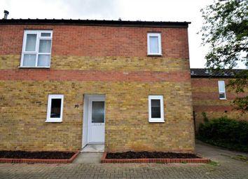 Thumbnail 1 bedroom maisonette to rent in Plumstead Avenue, Bradwell Common, Milton Keynes