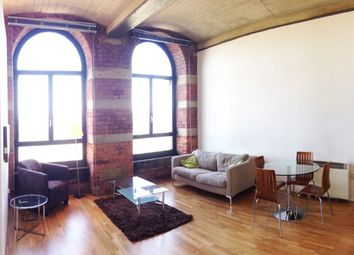 Thumbnail 2 bedroom flat to rent in New York Loft Style, Velvet Mill, Furnished