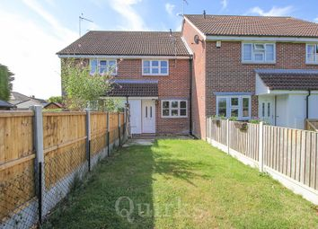 Thumbnail 1 bed terraced house for sale in Arundel Way, Billericay