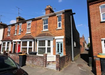 Thumbnail 3 bed semi-detached house to rent in York Street, Bedford
