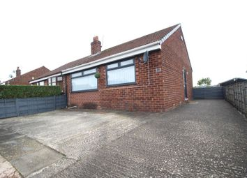 Thumbnail 2 bed semi-detached bungalow for sale in Ruby Street, Denton, Manchester