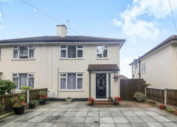 Thumbnail 3 bedroom semi-detached house for sale in Plane Tree Drive, Crewe, Cheshire, England