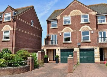 Thumbnail 4 bed end terrace house for sale in The Mount, Taunton