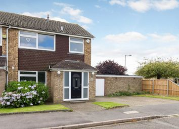 Thumbnail 3 bed terraced house for sale in Telscombe Way, Luton