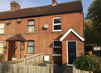 Thumbnail 3 bed end terrace house to rent in Priory Grove, Tonbridge
