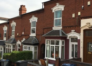 Thumbnail 7 bed terraced house to rent in Alton Road, Selly Oak, Birmingham