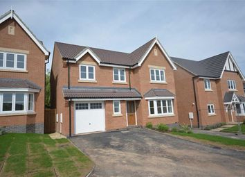Thumbnail 4 bedroom detached house to rent in Girton Way, Mickleover, Derby