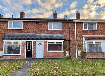 Thumbnail 2 bed terraced house for sale in Mellanby Crescent, Newton Aycliffe
