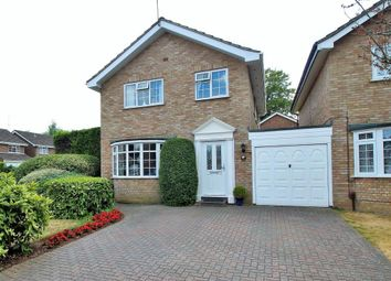 Thumbnail 4 bed detached house for sale in Hawley, Camberley