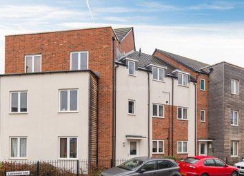 Thumbnail 2 bed flat for sale in Lavender Hill, Broughton, Milton Keynes, Buckinghamshire