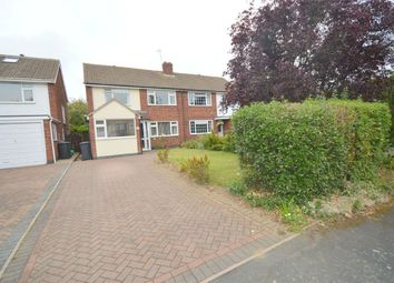 Thumbnail 3 bed semi-detached house to rent in The Orchards, Newton, Rugby, Warwickshire