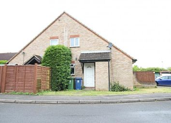 Thumbnail 1 bed semi-detached house to rent in The Brambles, Bar Hill, Cambridge