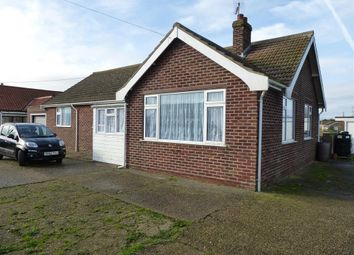 Thumbnail 3 bed detached bungalow to rent in California Crescent, California, Great Yarmouth