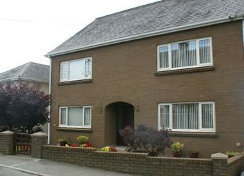 Thumbnail 3 bed semi-detached house for sale in Pencader, Carmarthenshire