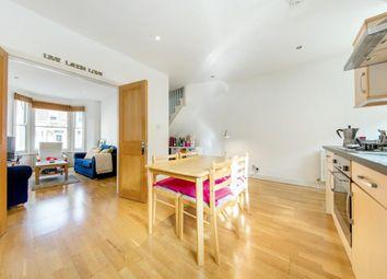 Medwin Street, London SW4. 2 bed maisonette