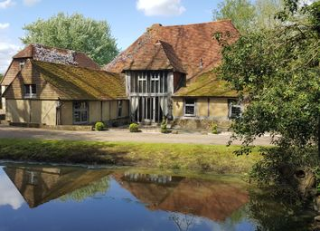 Thumbnail 5 bedroom barn conversion for sale in Goudhurst Road, Cranbrook