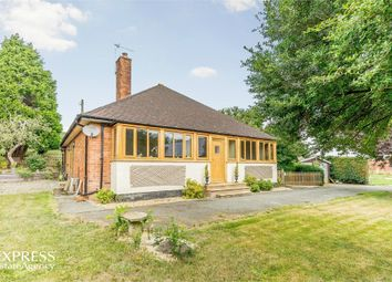 Thumbnail 3 bed detached bungalow for sale in Abermule, Montgomery, Powys